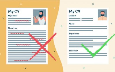 7 Common CV Mistakes You Need To Avoid